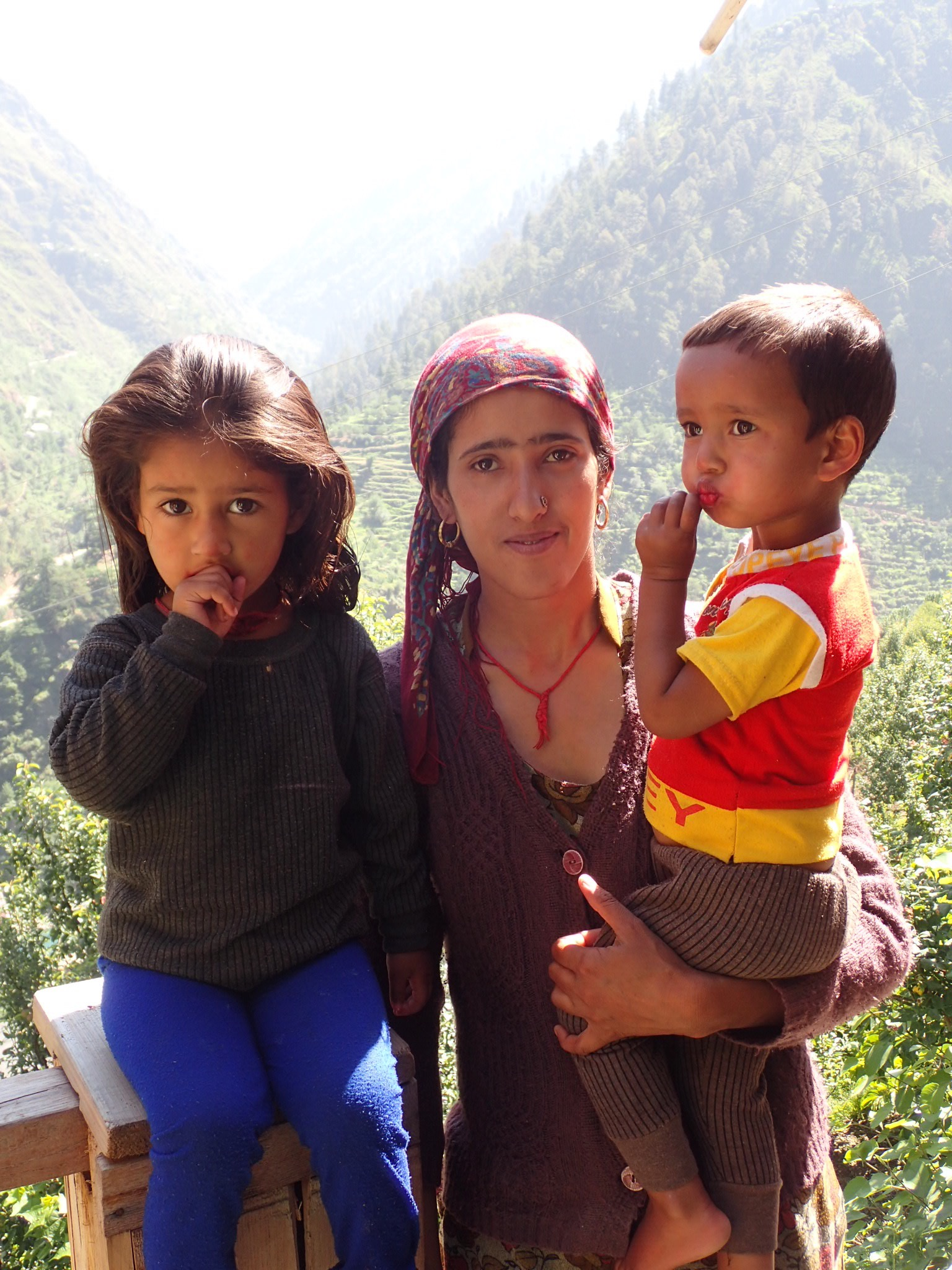 Hiking in Tirthan Valley | Tim & Sarah's Excellent Adventure